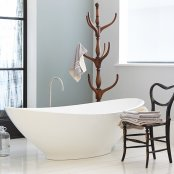 BC Designs Contemporary Kurv Bath