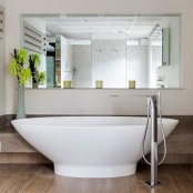 BC Designs Contemporary Tasse Bath