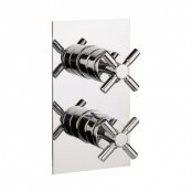 Crosswater Totti Thermostatic Shower Valve with 3 Way Diverter