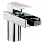Crosswater Water Square Monobloc Basin Mixer