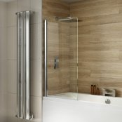 Dilusso .d002 6mm Round Top Bath Screen