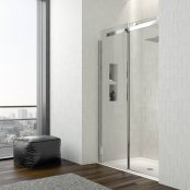 Dilusso .dTEN Sliding Door In a Recess