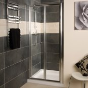 Roman Haven Bi-Fold Door Shower Enclosure