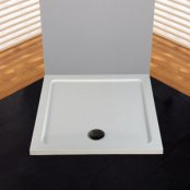 Novellini Low Profile Square 900 x 900mm Shower Tray