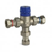 Salamander Temperature Protection - HWS Blending Valve