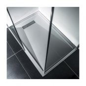 TrayMate 900 x 900mm Linear Square Shower Tray