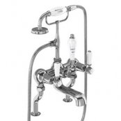 Burlington Kensington Deck Mounted Bath/Shower Mixer