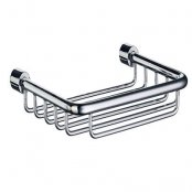 Smedbo Sideline Basic Chrome Soap Basket