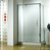 Kudos Original 1100mm Pivot Wide Door Shower Enclosure