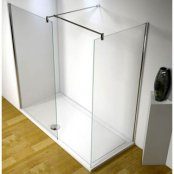 Kudos Ultimate 2 1400 x 900mm 8mm Corner Walk-In Package