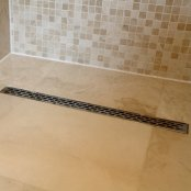 Novellini 900 x 900mm Duo Kit 1 Timber Wetroom Floor