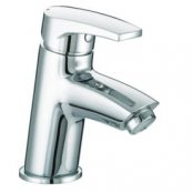 Bristan Orta Basin Mixer with Clicker Waste