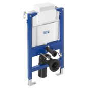 Roca Duplo WC L Frame and Cistern