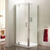 Sommer 6 Pivot Door Shower Enclosure