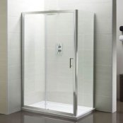 Sommer 6 Sliding Door Shower Enclosure
