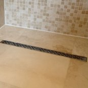 Novellini 1200 x 1000mm Duo kit 8 Timber Wetroom Floor