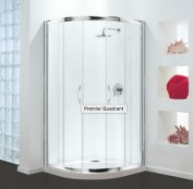 Coram Premier Quadrant Shower Enclosure