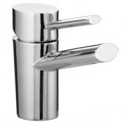 Bristan Oval Basin Mixer with Eco-Click (Without Waste)