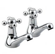 Bristan Regency Basin Taps