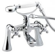 Bristan Regency Bath Shower Mixer (Tall Pillars)
