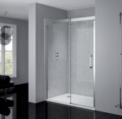 April Prestige 2 Frameless Sliding Door