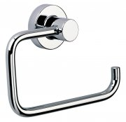 Bathroom Origins Tecno Project Open Toilet Roll Holder - Chrome
