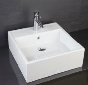 RAK Sit On Basins 46cm 0 Tap Hole Nova Sit On Basin