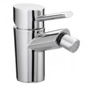 Bristan Oval Bidet Mixer with Pop-up Waste