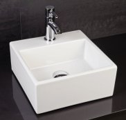 RAK Sit On Basins 30cm 1 Tap Hole Nova Mini Wash Basin