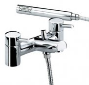 Bristan Prism Pillar Bath Shower Mixer