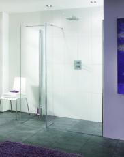 Lakes Frameless Walk-In Shower Enclosures