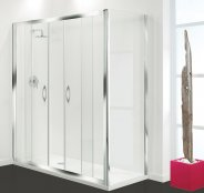Coram Premier Double Sliding Door