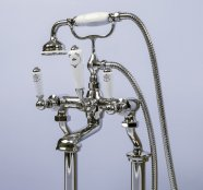 Silverdale Berkeley Bath/Shower Mixer