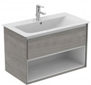 Ideal Standard Concept Air 600mm Vanity Unit with Open Shelf