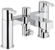 Grohe Lineare Deck Mounted Bath/Shower Mixer
