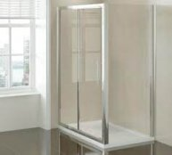 April Prestige Sliding Door Shower Enclosure