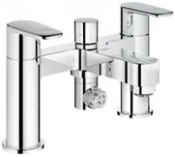 Grohe Europlus Deck Mounted Bath/Shower Mixer