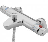 Tremercati Thermostatic Deck Bath Shower Mixer Complete With Kit