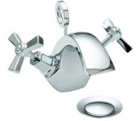 Heritage Gracechurch Basin Mixer (1 Tap Hole)