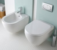 Silverdale Richmond Wall Mounted Bidet