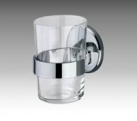 Inda Hotellerie Tumbler and Holder