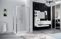 Novellini Kuadra 2.0 G Pivot Shower Door