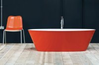 Adamsez Calabar 1640 x 765mm Freestanding Bath