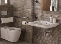 Ideal Standard Concept Freedom 60cm Basin and Extended Wall Mounted WC