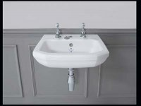 Silverdale Empire 450mm Cloakroom Basin