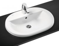 Ideal Standard Concept Oval 62cm Countertop Basin