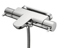 Ideal Standard Alto Ecotherm Wall Mounted Bath Shower Mixer with Lever