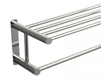Miller Classic Wall Mounted Towel Rack