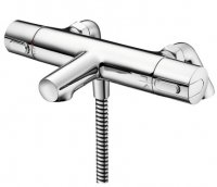 Ideal Standard Ceratherm 100 Exposed Thermostatic Bath Shower Mixer