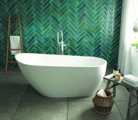 The White Space Souk Freestanding Bath - 1700 x 780 x 720mm